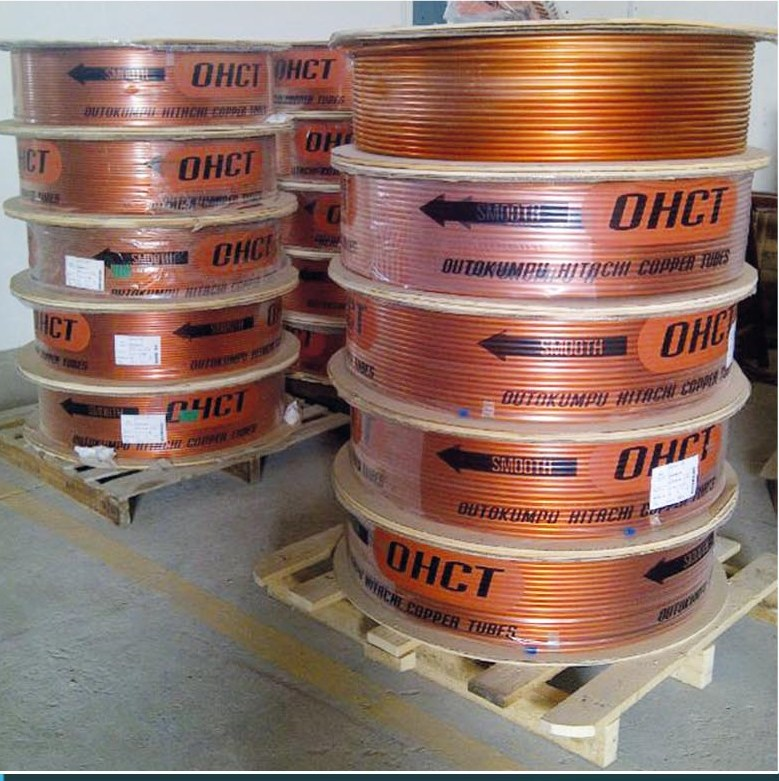 LWC Copper Tubes