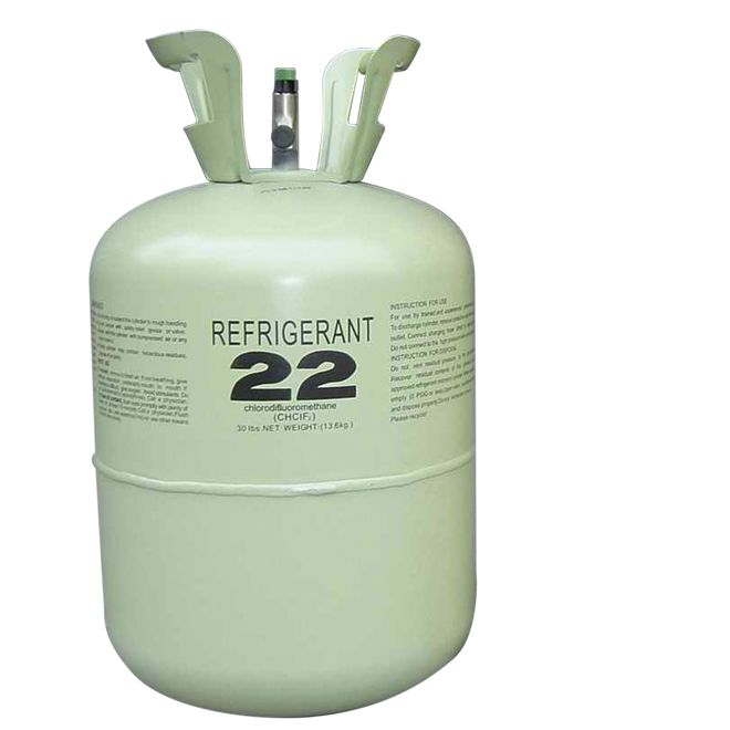 Home Air Conditioning Refrigerant